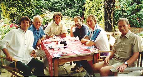Brian Bennett & Alan Hawkshaw - Synthesis